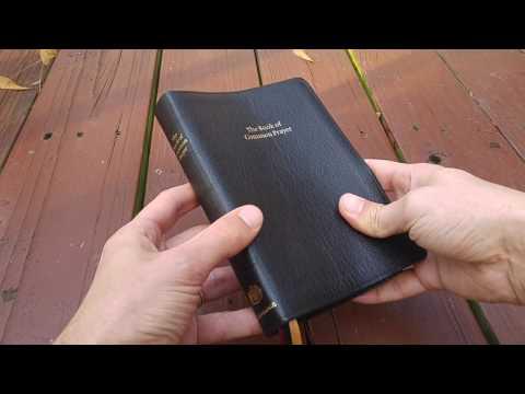 Cambridge Book of Common Prayer 1662