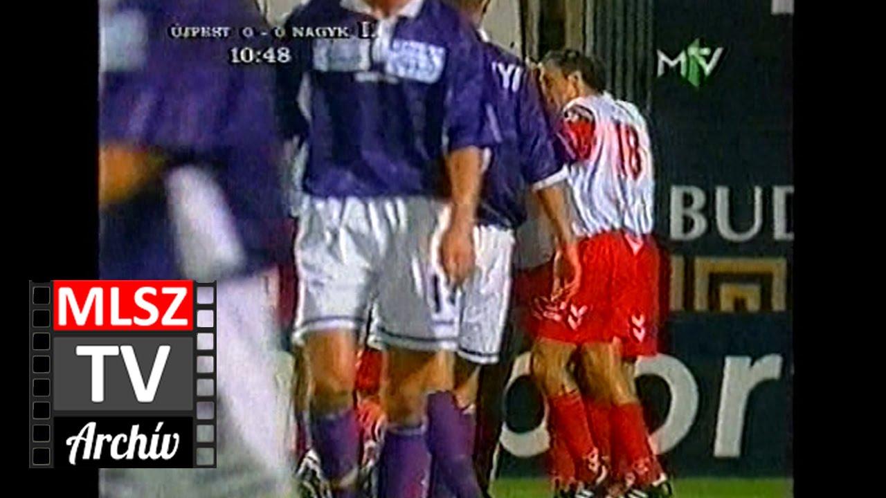 Újpest-Nagykanizsa | 3-1 | 1999. 10. 01 | MLSZ TV Archív