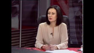 Екатерина Збарская в передаче