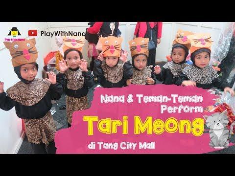 Tari Meong Performance (by Nana & Teman-Teman TK Isvill)