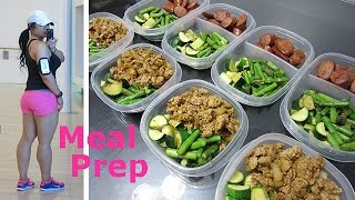 EASY MEAL PREP! - Ground Turkey & Veggies