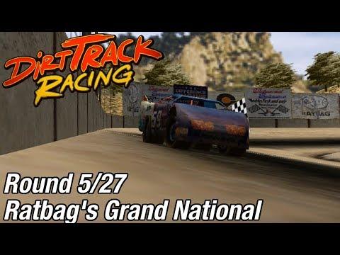 Dirt Track Racing (PC) - Ratbag's Grand National @ Aztec Speedway [Rd 5/27]