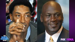 Scottie Pippen is Not Happy About Michael Jordan's 'The Last Dance' - The Mike & Donny Show