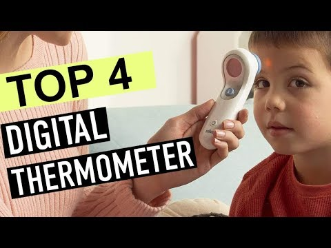 BEST 4: Digital Thermometer 2019