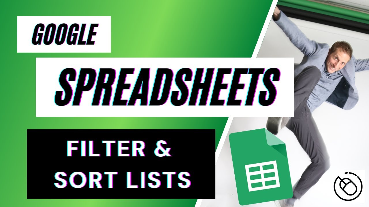 Easy filter sort lists google spreadsheets tutorial youtube easy filter sort lists google spreadsheets tutorial baditri Image collections