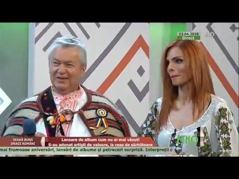 ETNO TV Aprilie 2016 - Costel Popa & Suzana si Daciana Vlad - Cat ii tara-n lung si-n lat