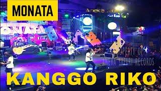 Monata Live Genteng - Sodiq - Kanggo Riko  ( Official Music Video ANEKA SAFARI ) #music