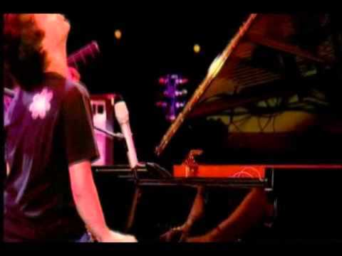 Jamie Cullum - High and Dry & Singin' in the rain (live at Blenheim Palace)