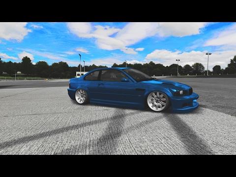 LFS - BMW E46 M3 GTR