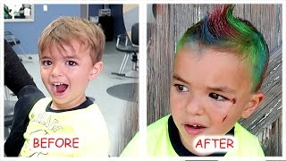 BABY TO PUNK IN 24 HOURS!