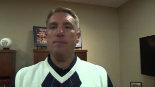 Dayton 3, Fordham 0: Volleyball Postgame