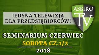 ASBIRO TV cz.1   sobota 23.06.2018