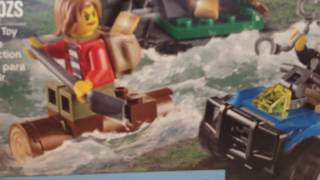 Lego city review and unboxing