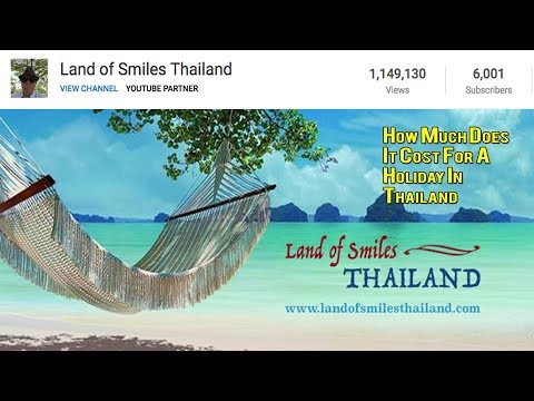 What Does It Cost For A Holiday To Thailand