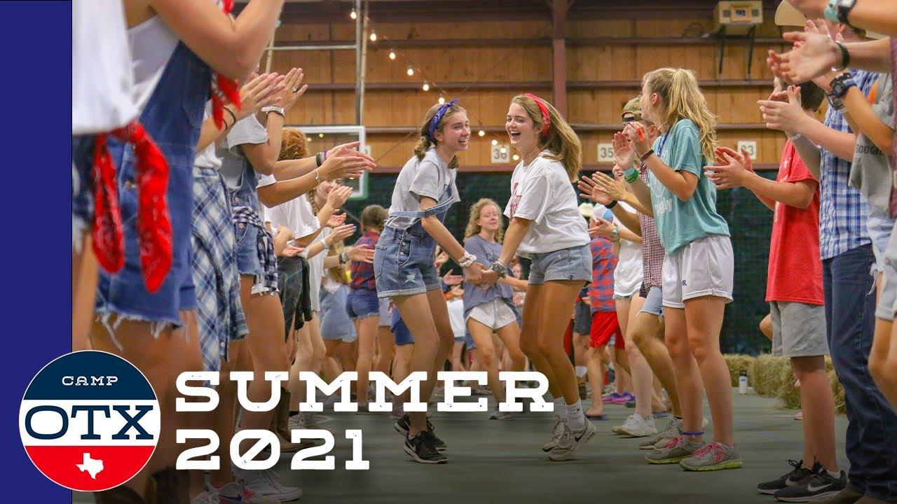 Camp OTX 2021 - CAMPER TEASER