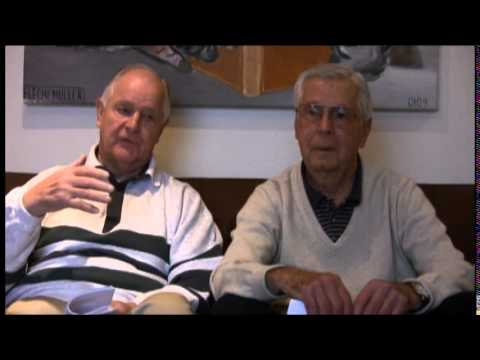 Mel and Al Knezovich talk baseball & Christian Brothers in the 1940's