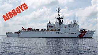 Coast Guard SAR and EPIRB (emergency position-indicating radiobeacon)