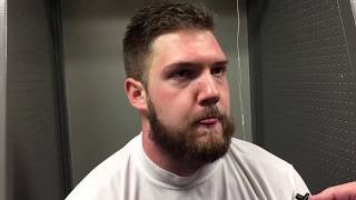 Jonah Williams after Clemson win in Sugar Bowl