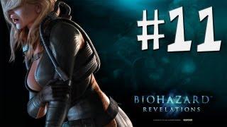 Detonado Resident Evil Revelations - Jogando com Chris Redfield [11]