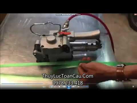 Dụng Cụ đóng đai Nhựa Dùng Khí Nén XQD-19 /MT19 - Hướng Dẫn Sử Dụng