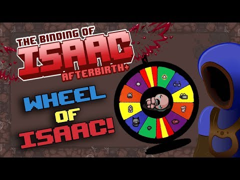 THE WHEEL OF ISAAC!
