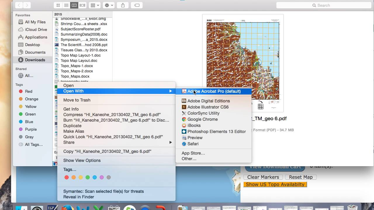 How To Use The USGS Map Downloader YouTube - Us topo maps pro user guide