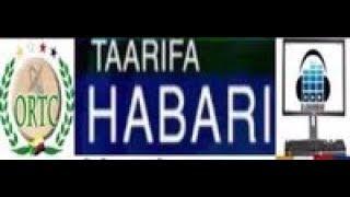 TAARIFA HABAR :  24/09/2018