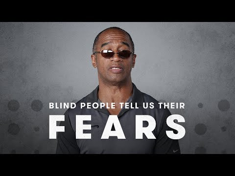 Blind People Describe What Scares Them | Blind People Describe | Cut
