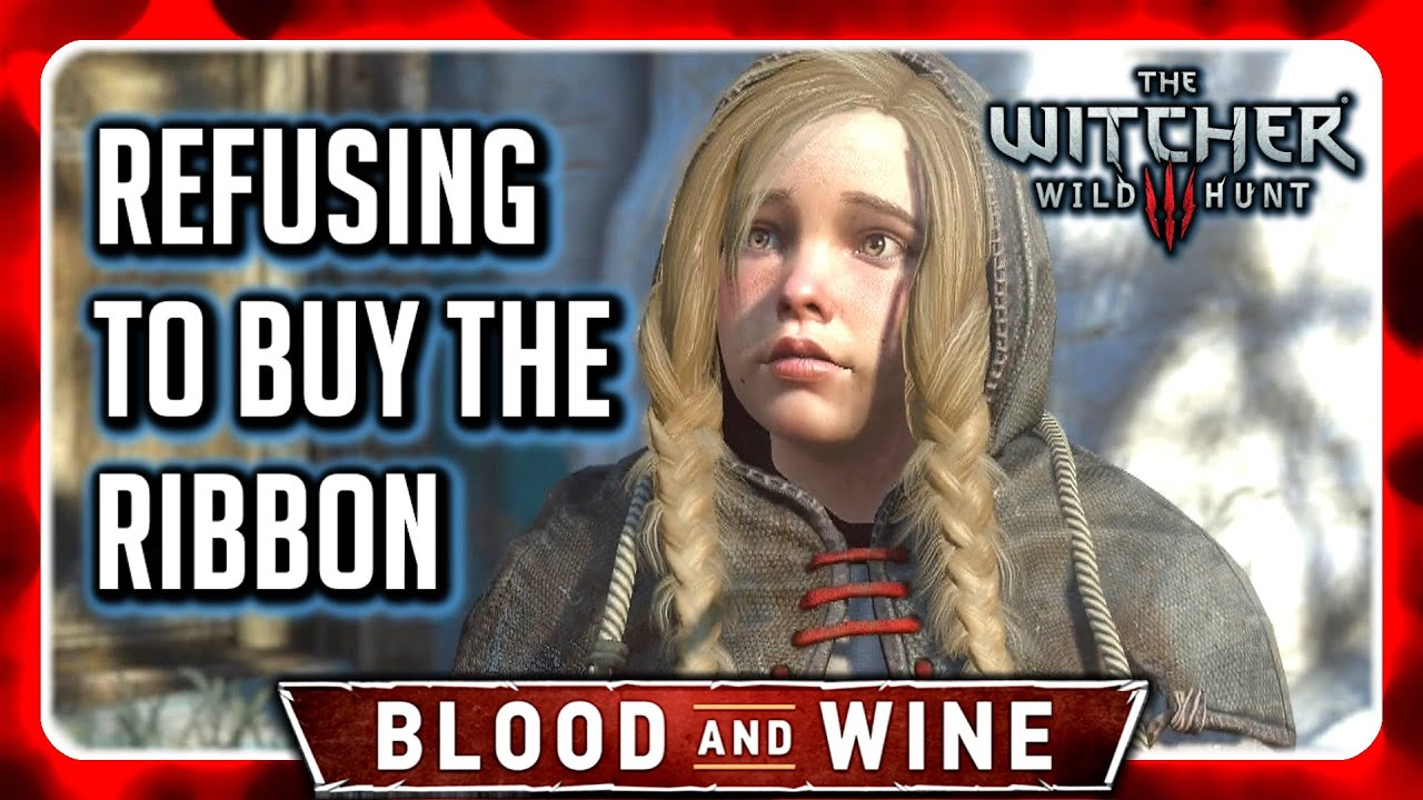 Best option for blood and wine freeing syanna