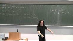 Der Satz von Euler