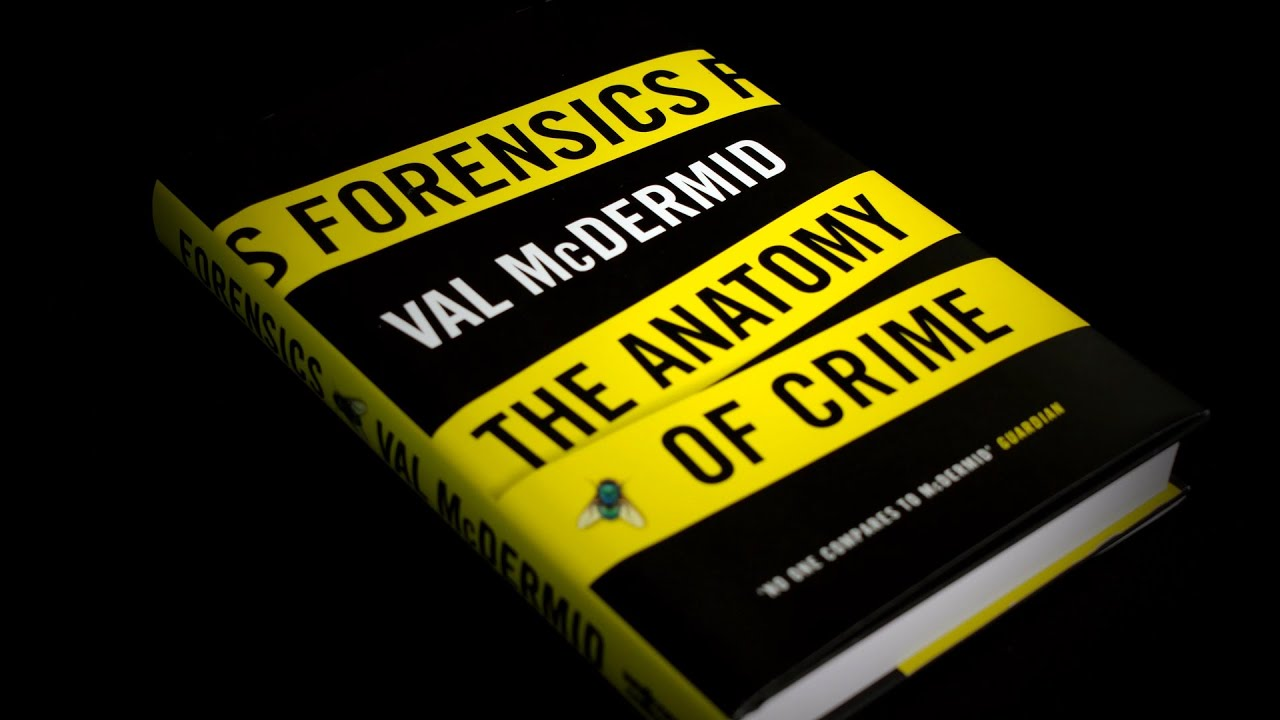 Val McDermid \'Forensics: The Anatomy of Crime\' - YouTube