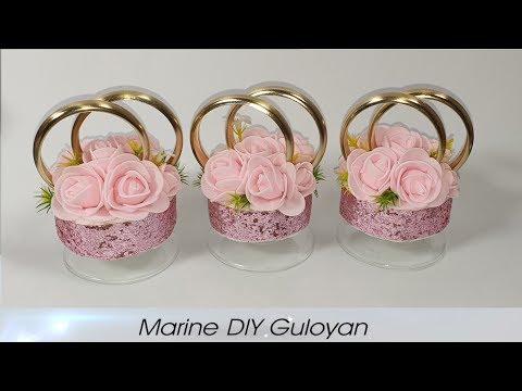 Бонбоньерки  роскошный результат Souvenirs For Guests  Luxury Result #Marine_DIY_Guloyan