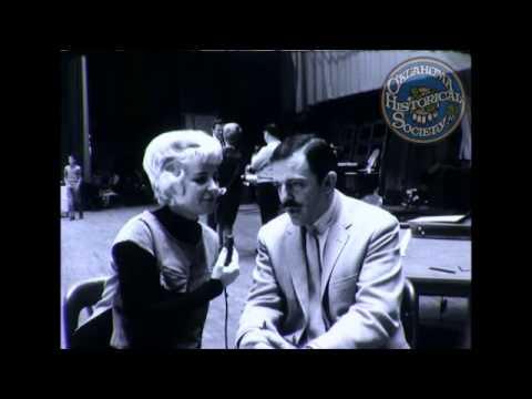 John Astin Interview. 1964