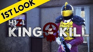 First Look - H1Z1 King of the Kill (2016 PC Gameplay)