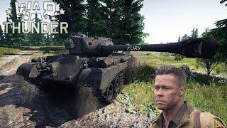 War Thunder - FURY