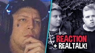 Gurkensohn verarscht alle? 🤔 Reaktion auf KuchenTV | MontanaBlack Reaktion