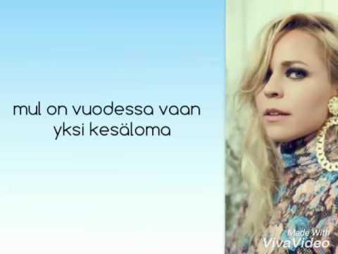 Vesala - Älä Droppaa Mun Tunnelmaa (lyrics/sanat)