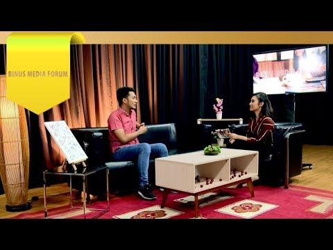 BINUS MEDIA FORUM - Satryaldi Kusuma - Kreativitas Tanpa Batas Creative Off-Air ANTV