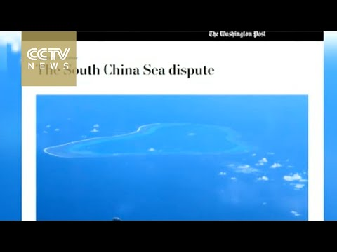 South China Sea dispute: Chinese Embassy speaks out against sensationalist Washington Post editorial