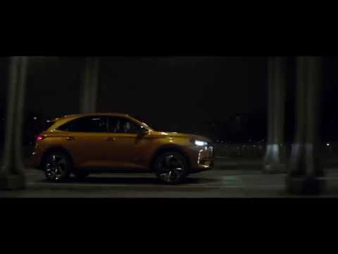 DS 7 CROSSBACK – Discover the next generation Avant-Garde