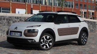 Essai vidéo - Citroën C4 Cactus