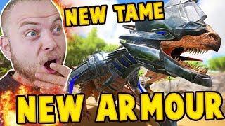 Ark: Ragnarok! - NEW WYVERN ARMOUR + NEW TAME?!! [#17]  Ragnarok Gameplay 