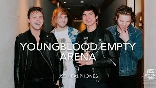 Youngblood - empty arena