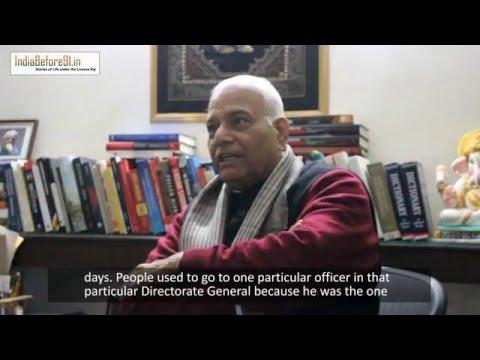 "The Kafkaesque Tower of ""DGTD"" Clearances: Yashwant Sinha"