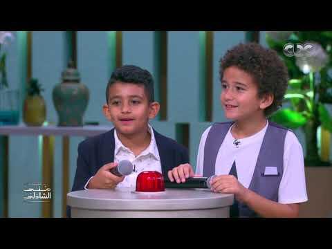 حكاية من أبناء محمد نور كانت سبب في الفوز بالتحدي في معكم منى الشاذلي