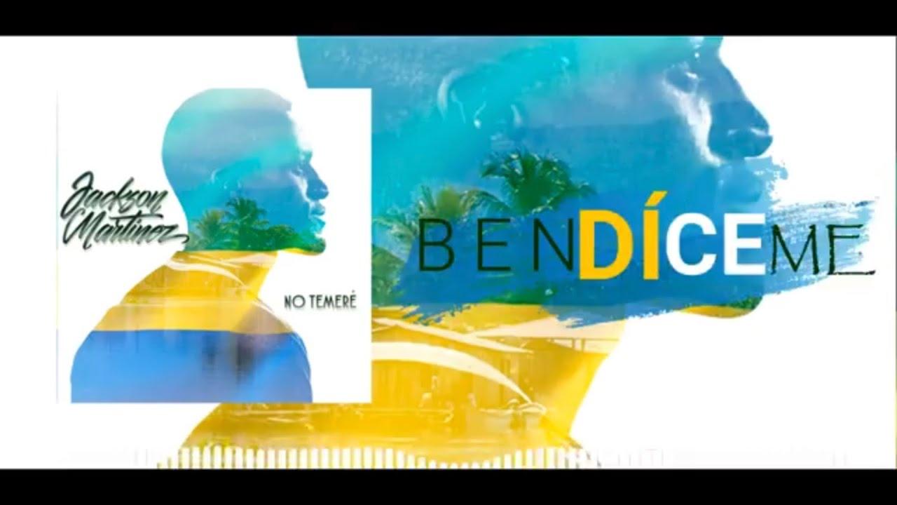 Jackson Martinez - Bendíceme (Video Lyric) - YouTube