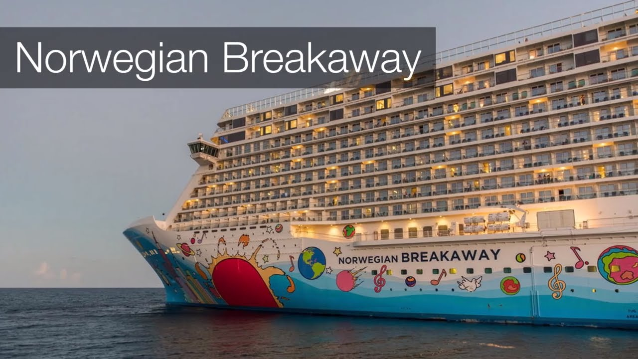 mighty ships norwegian breakaway the build