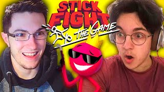 ULTIMATE FIGHT TO THE DEATH! | Stick Fight Funny Moments w/ Tom Parker