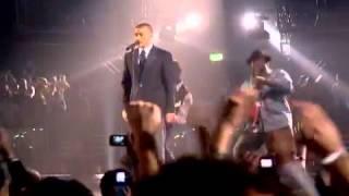 Justin Timberlake - My Love / Sexyback / Lovestoned [EMA's 2006 Copenhagen]