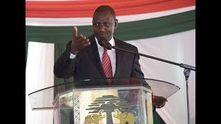 What DP William Ruto had to say about newly found bromance between Raila and Uhuru.